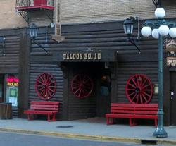 Saloon No. 10 in Deadwood, SD