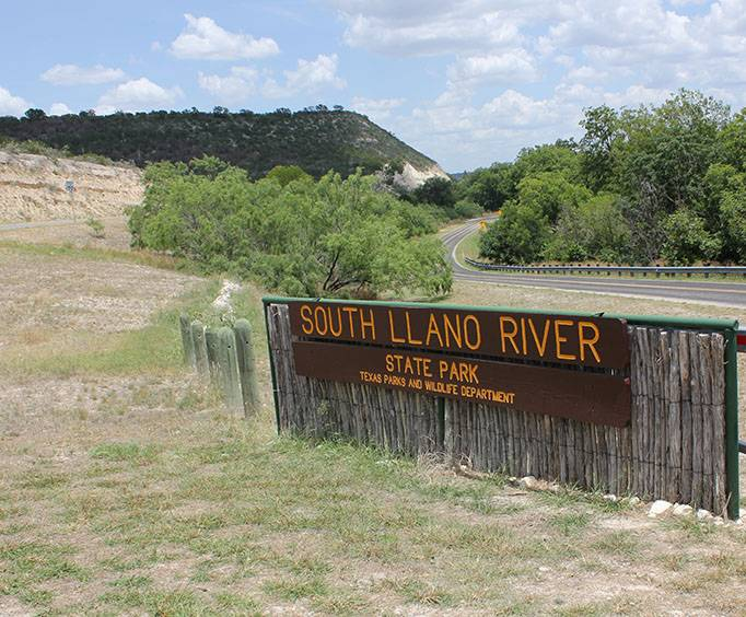 South Llano River State Park Near San Antonio Tx