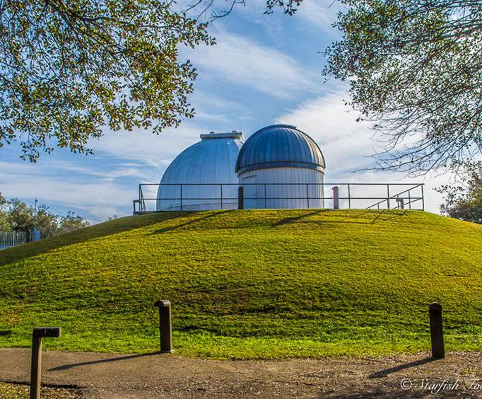 George observatory near houston tx for Quality inn la porte tx