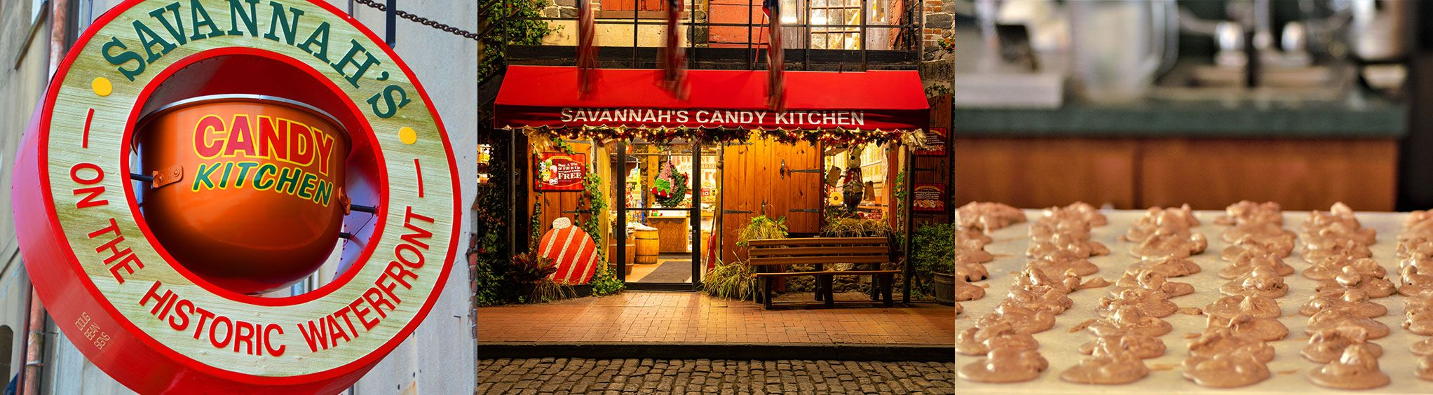Savannah Candy Kitchen in Savannah, GA