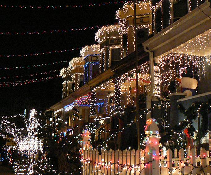 miracle on 34th street in baltimore md - Baltimore 34th Street Christmas Lights
