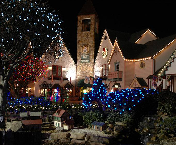 The Incredible Christmas Place in Pigeon Forge, TN