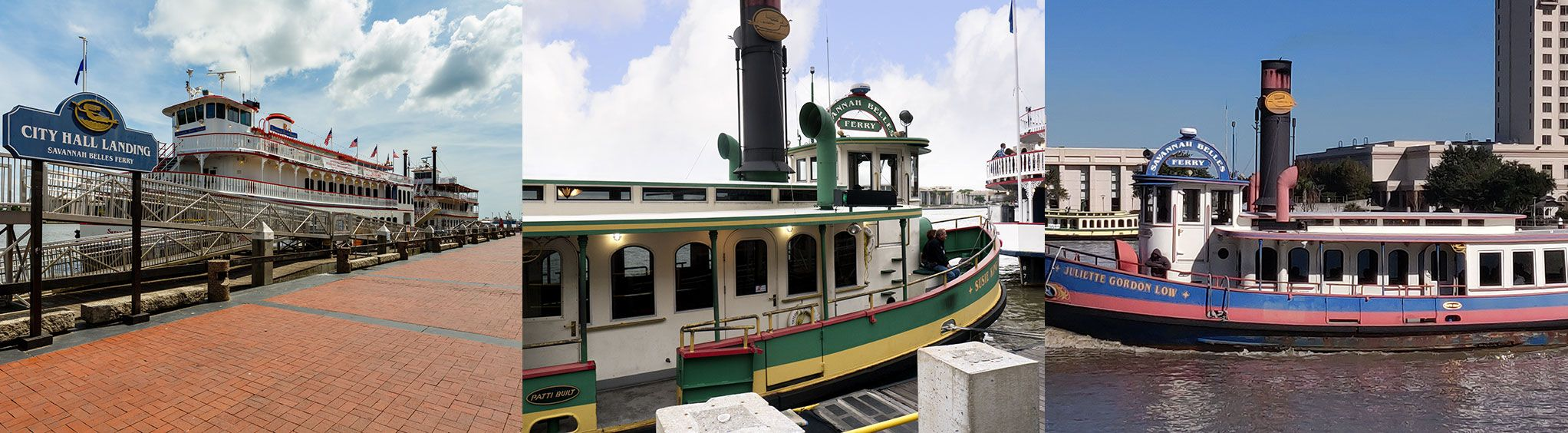 Boat Charters on the Savannah River in Savannah, GA