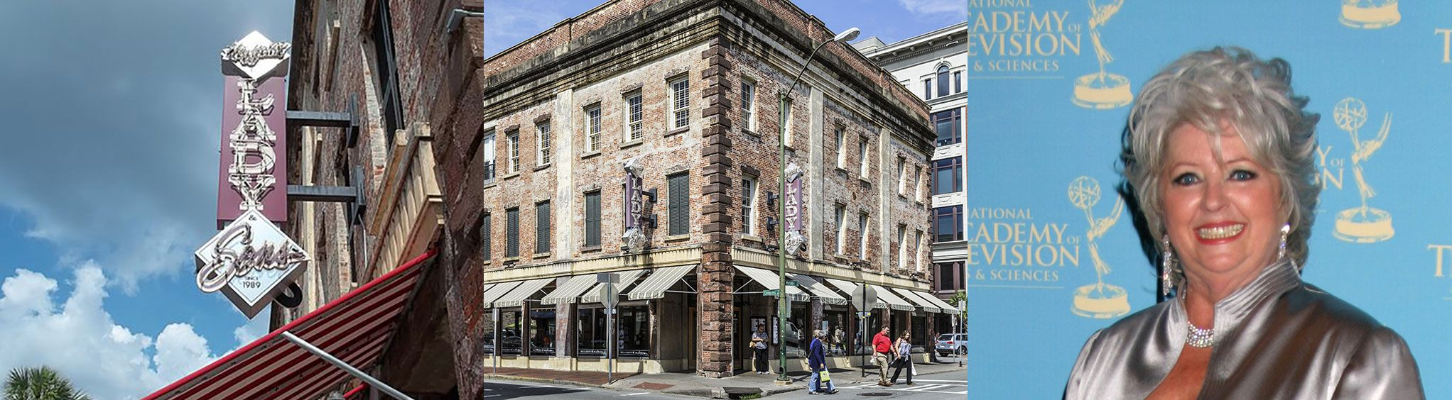 Paula Deen's The Lady and Sons Restaurant in Savannah, GA