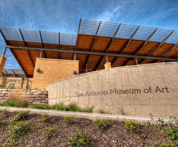 San Antonio Museum Of Art In San Antonio Tx