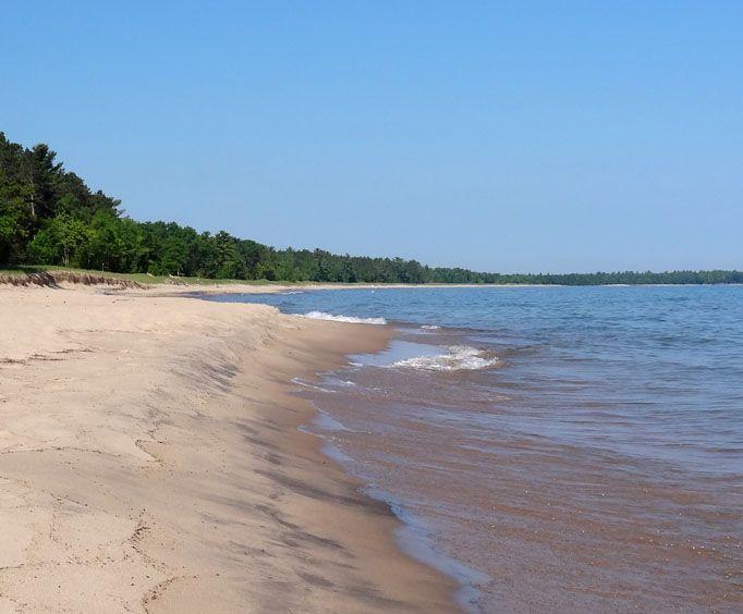 Beaches Near Mackinaw City Mi