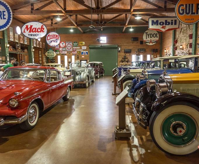 Antique Car Museum In Fort Lauderdale FL - Classic car museum