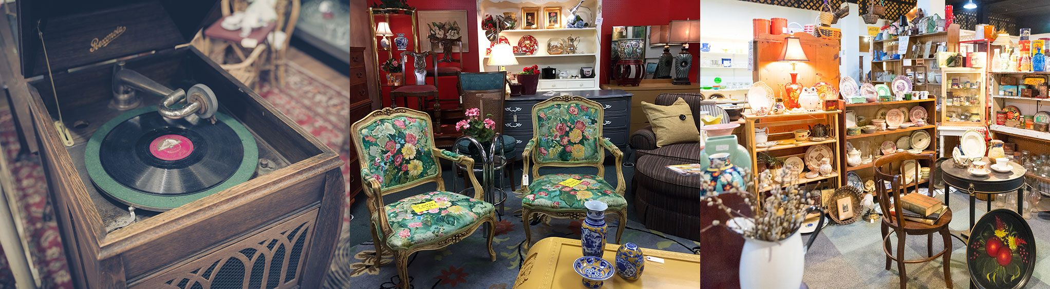 Southern Charm Antiques in Savannah, GA