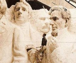 Mount Rushmore National Memorial in Keystone, SD, sightseeing