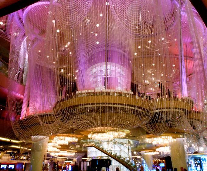 Worlds largest chandelier in las vegas nv aloadofball Gallery