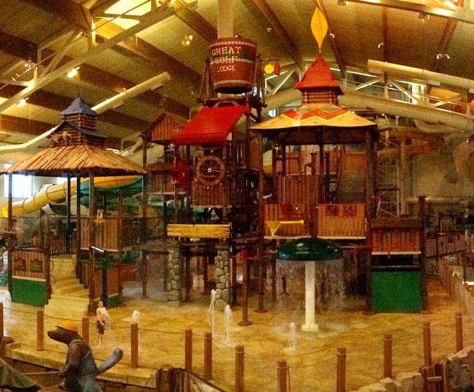 Stay and play at Great Wolf Lodge Grapevine! Our Dallas, TX resort offers indoor waterpark fun and dry-land adventures for the entire family. We feature kid-friendly activities, cabanas, a range of dining options, an adult-friendly wine down service, and more all under one roof.