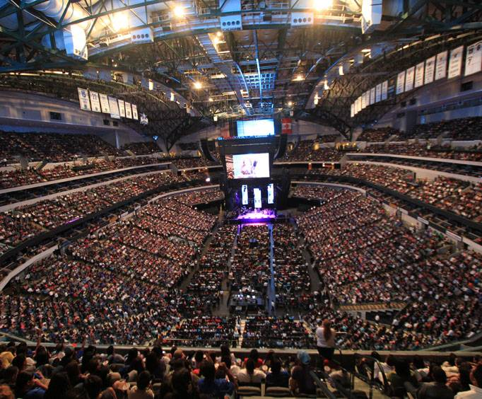 American Airlines Center In Dallas Tx