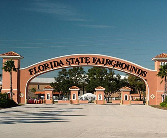Florida State Fairgrounds In Tampa Fl