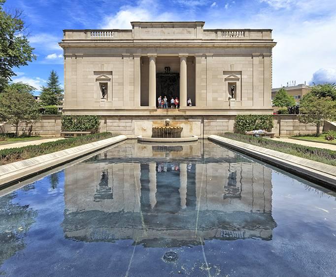Rodin Museum In Philadelphia Pa