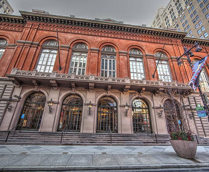 Academy Of Music In Philadelphia Pa