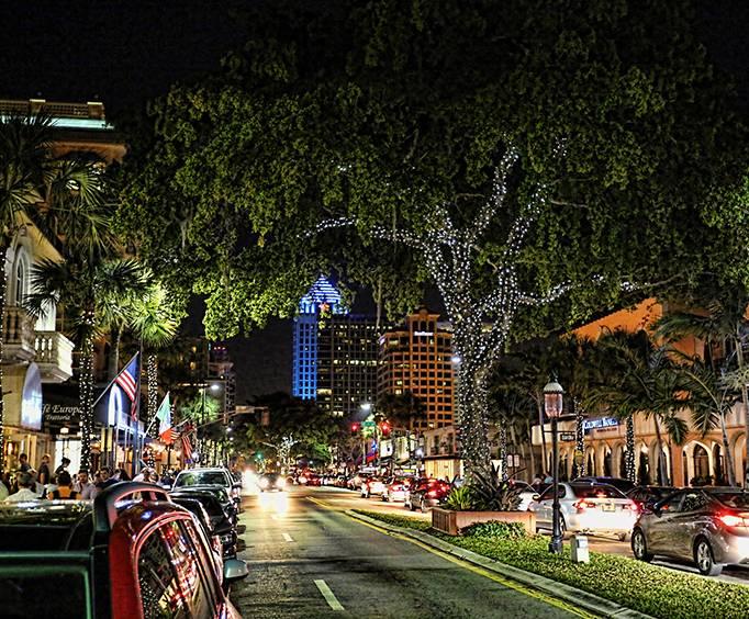 The Shops Restaurants Of Las Olas In Fort Lauderdale Fl