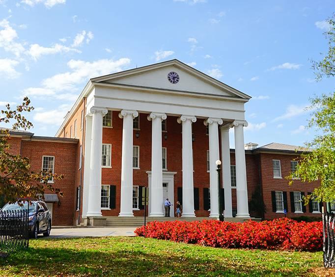 Mississippi State University Near Jackson Ms