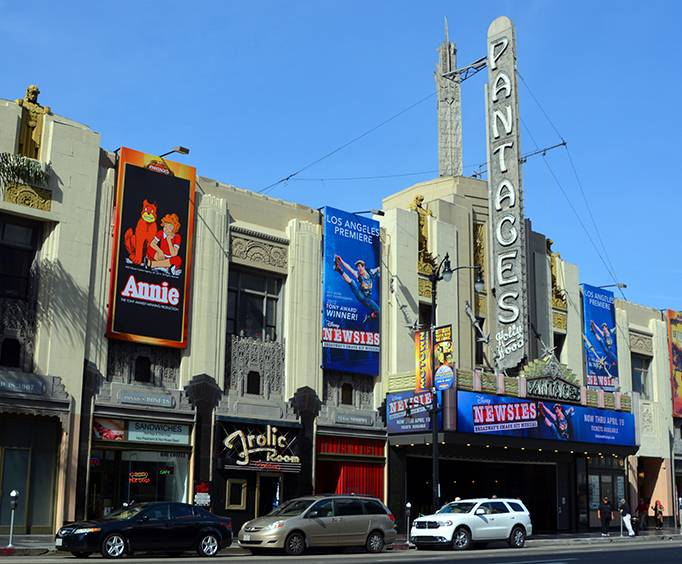 Hotels Near Pantages Theater Hollywood Ca