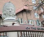 Aztec Theatre sign