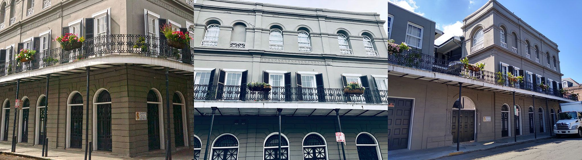 Lalaurie House in New Orleans, LA