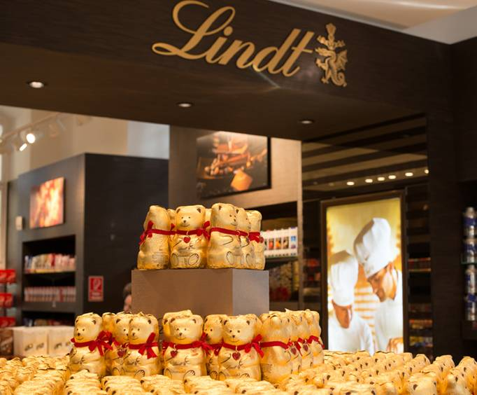 Lindt Chocolate at Opry Mills