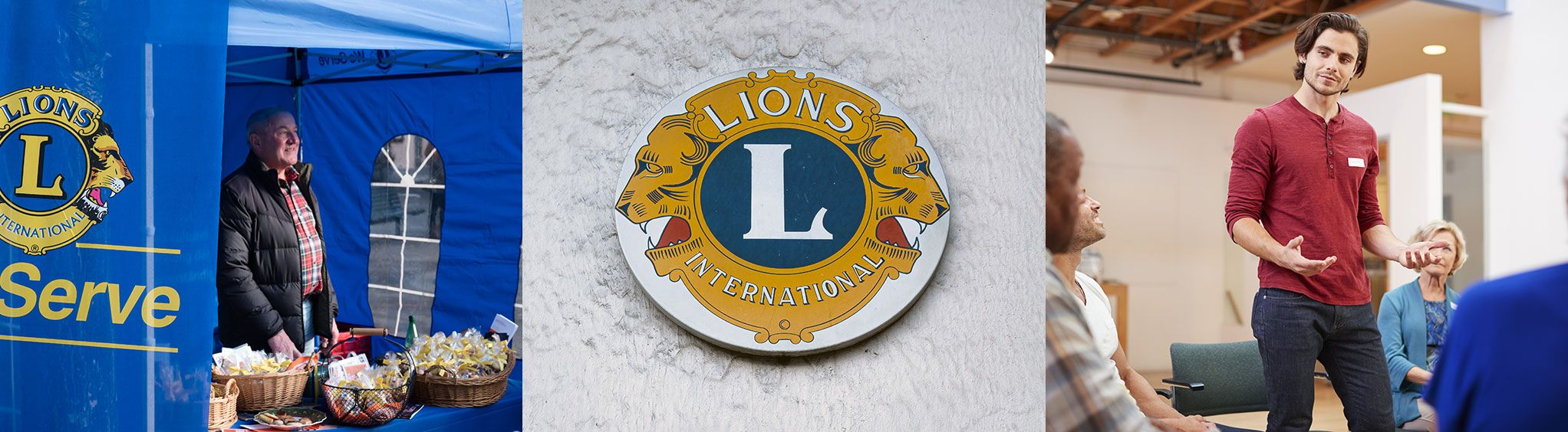 Mandeville Lions Club near New Orleans