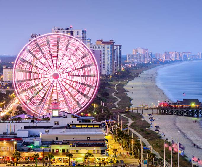 Various Locations in Myrtle Beach