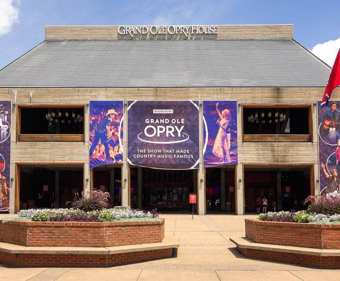 Grand Ole Opry House in Nashville