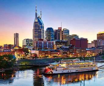 Riverfront Park In Nashville Tn