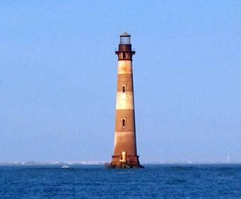 Morris Island Lighthouse Near Myrtle Beach Sc Rh Vacationsmadeeasy Com Lighthouses