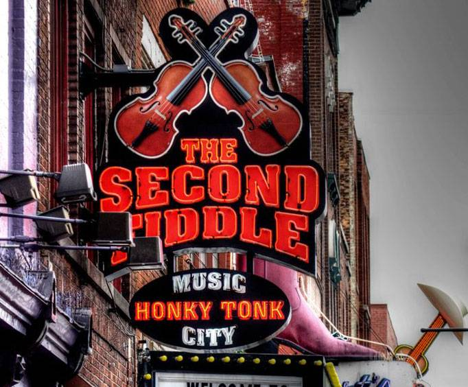 The Second Fiddle In Nashville Tn
