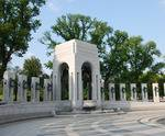 World War II Memorial in Washington, DC