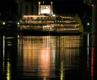 & Southern Belle Riverboat in Chattanooga TN