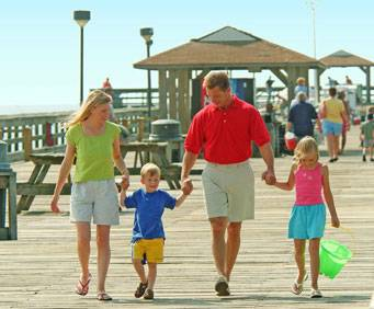 Springmaid Beach Resort & Conference Center in Myrtle Beach, SC, family activity