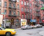 Greenwich Village in New York