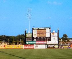 Coastal Federal Field in Myrtle Beach
