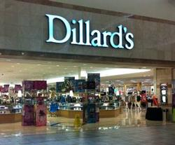 Dillard's at Colonial Mall in Myrtle Beach, SC