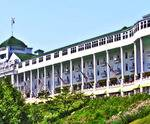 The Grand Hotel on Mackinac Island, MI, resort