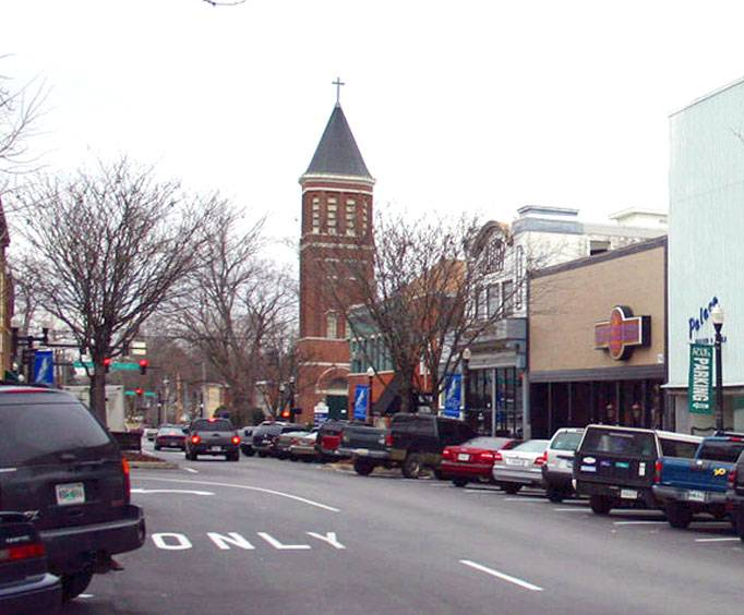 Restaurants In Downtown Murfreesboro Tn