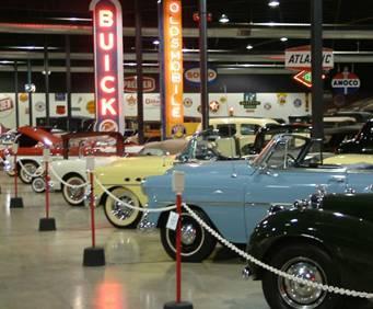 Tupelo Automobile Museum Near Memphis TN - Tupelo car show