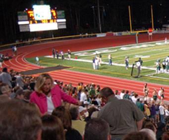 Shaw Memorial Stadium In Myrtle Beach Sc