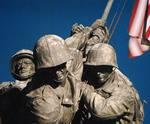U.S. Marine Corps War Memorial - Iwo Jima Statue in Washington, DC