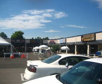 Graceland Plaza and Graceland Crossing Shopping Centers