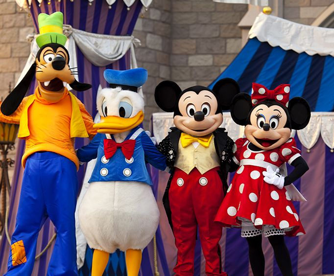 7-Day Walt Disney World Vacation Package