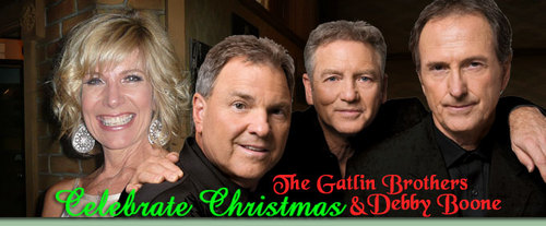 The Gatlin Brothers and Debby Boone Christmas Show, cast