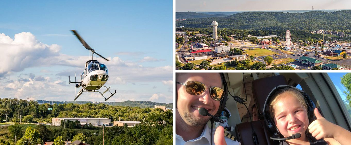 Incredible Experience at Chopper Charter Branson Helicopter Tours