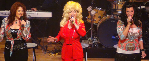 Angels of Country Music Tribute To Reba, Dolly, And More