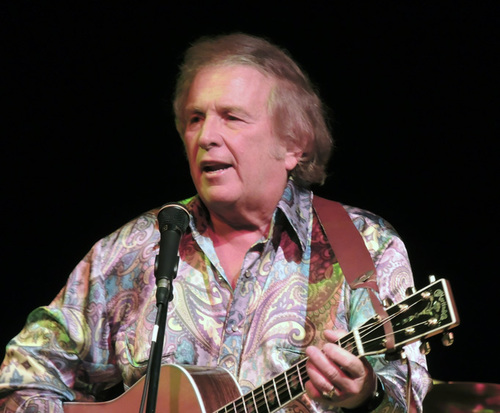 Don McLean And Judy Collins, live music