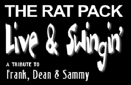 The Rat Pack - Live  Swingin Show