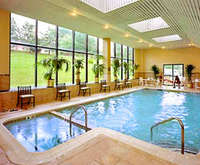 Best Western Hotel Conference Center Indoor Swimming Pool